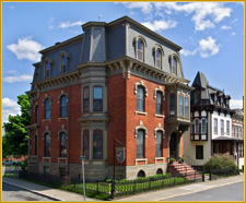 135 Mohawk Street, Cohoes, NY - Second Empire Victorian